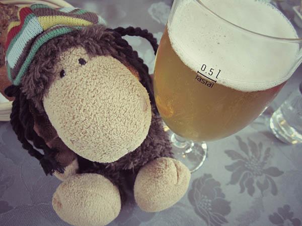Luis recherchiert knallhart in punkto dänisches Bierwesen.