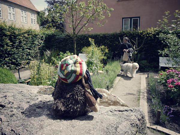 Ein Klostergarten – himmliche Ruhe!