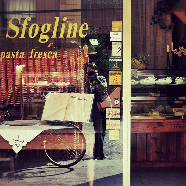Le Sfogline in Bologna