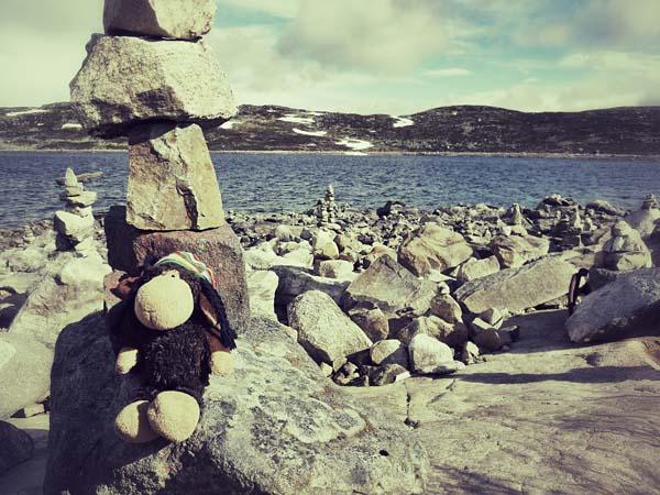 Bei Outdooraktivitäten vom Stein erschlagen?