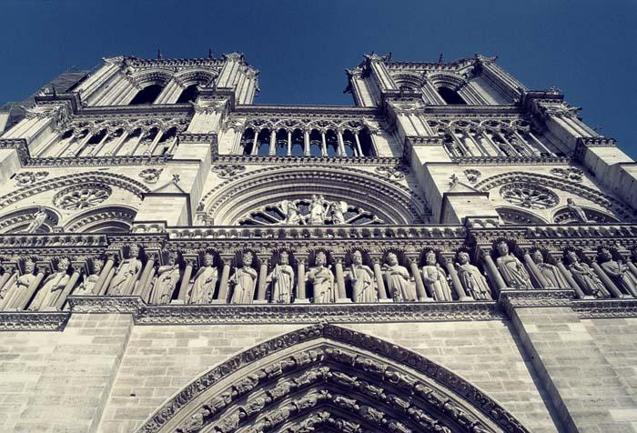 Notre Dame verblasst?