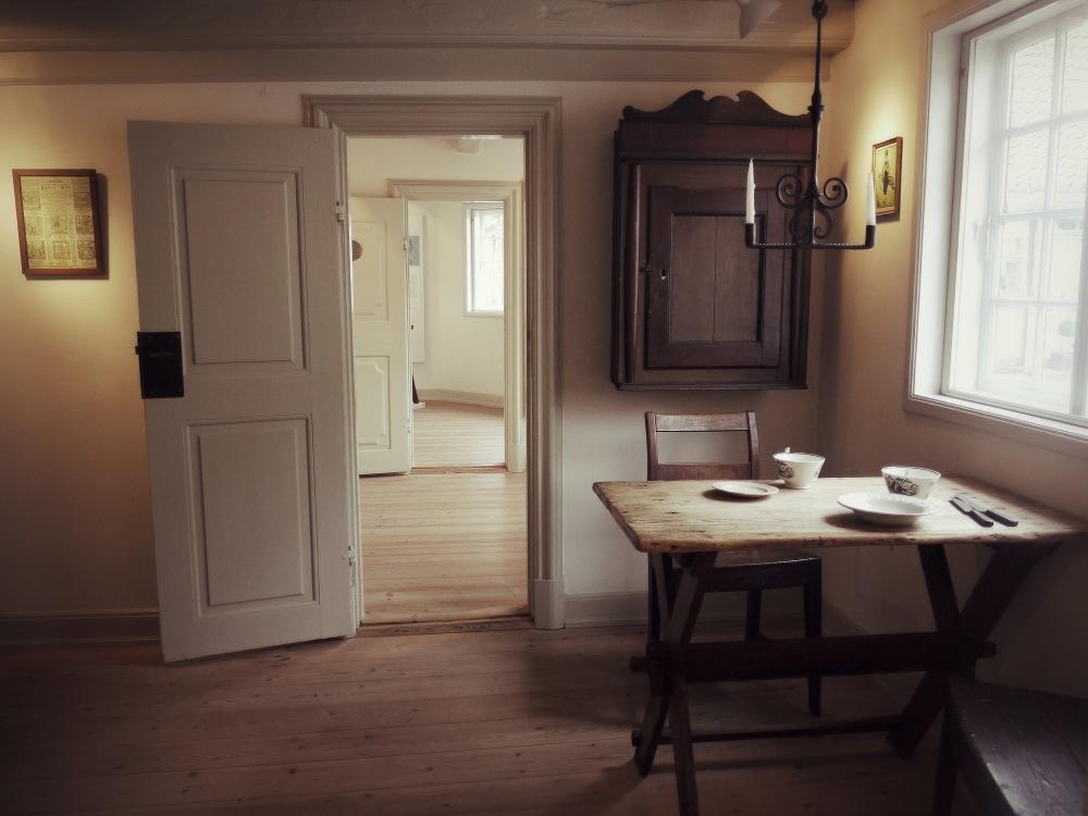 Im Haus des Dichters