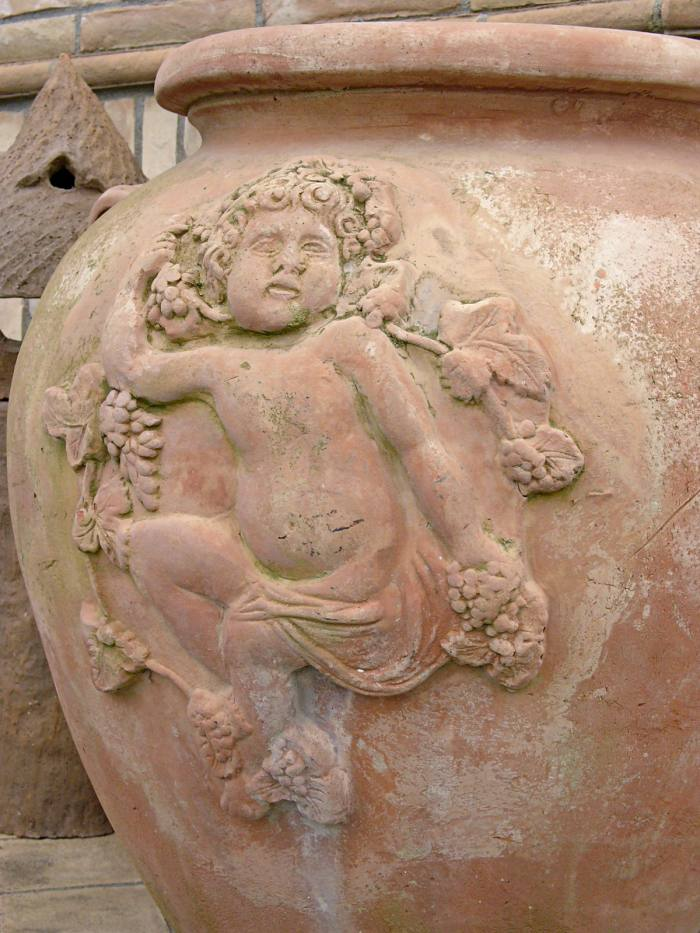 Amphore alla etrusca