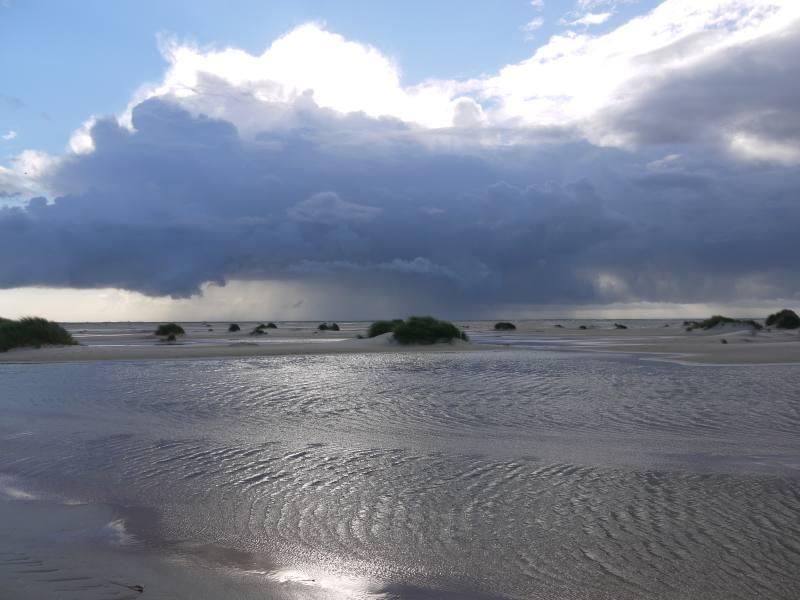 Regenhimmel, Amrum