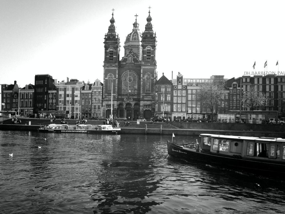 Jetlag in Amsterdam