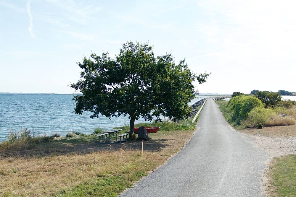 Drejet, Avernakø