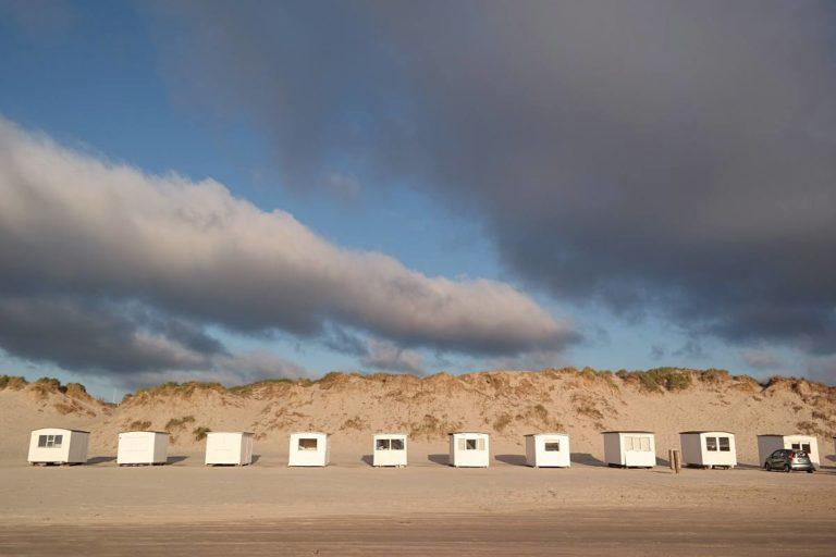 Strandhäuser Dänemark