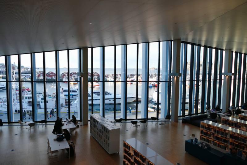 "Bibliothek ""Stormen"", Bodø"