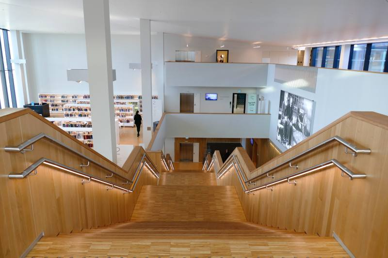 Stormen Bibliothek, Bodø