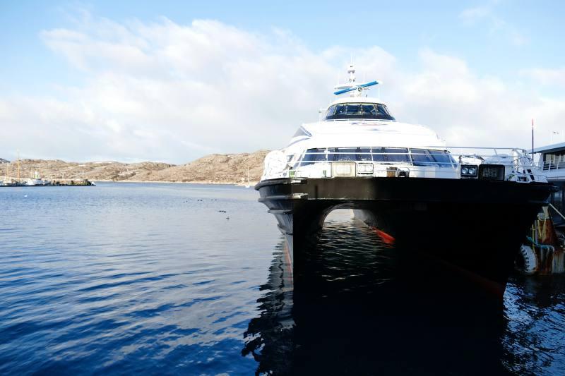 Hafen, Bodø