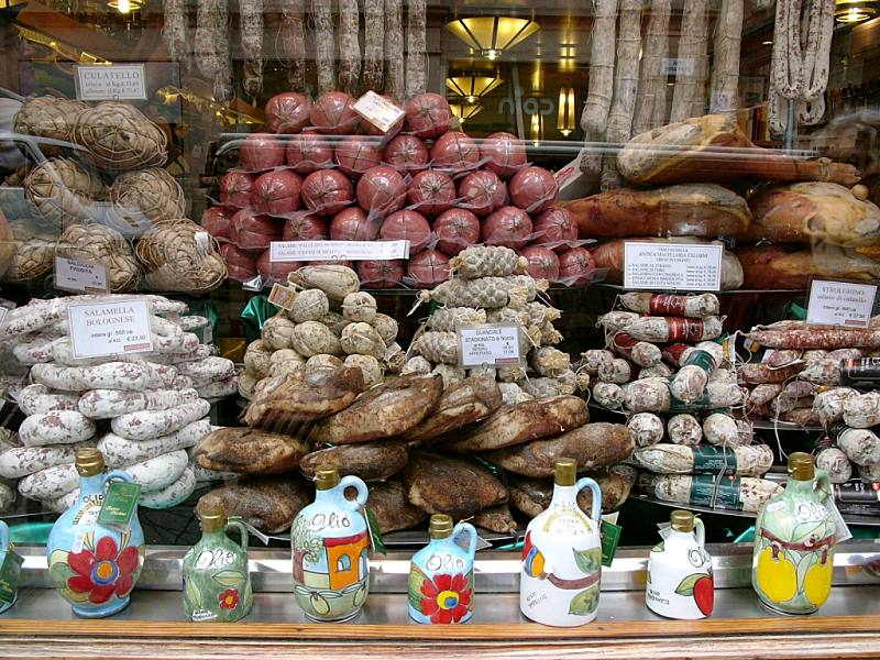 Delikatessladen Bologna