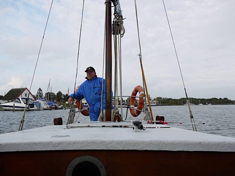 Zingst, Zeesboot