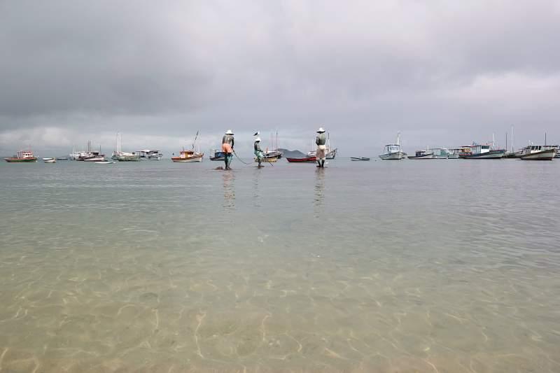 Die drei Fischer von Christina Motta