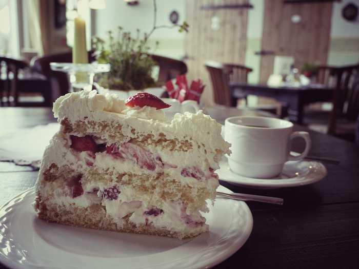 Erste Sahne: Kuchen in Dithmarschen