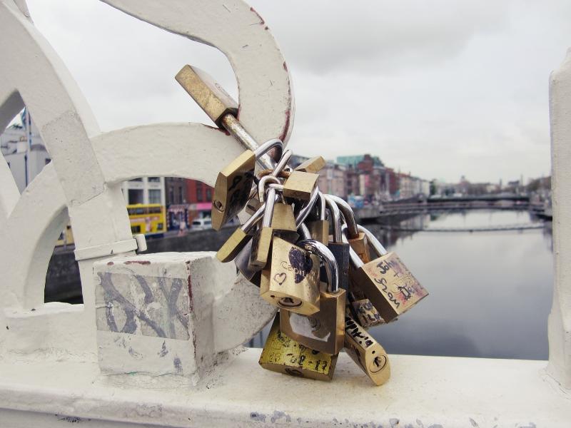 Half Penny Brigde, Dublin