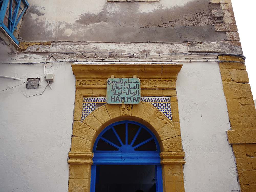 Hamam in Essaouira
