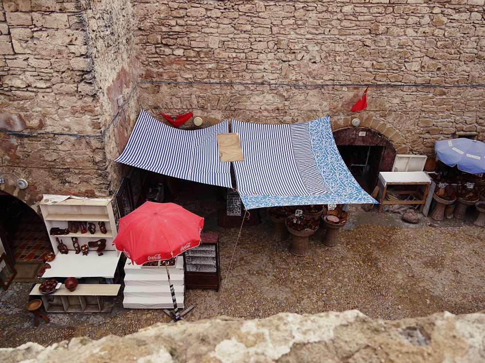 In der Medina von Essaouira
