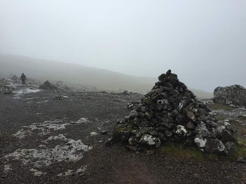 Wanderung nach Kirkjubøur