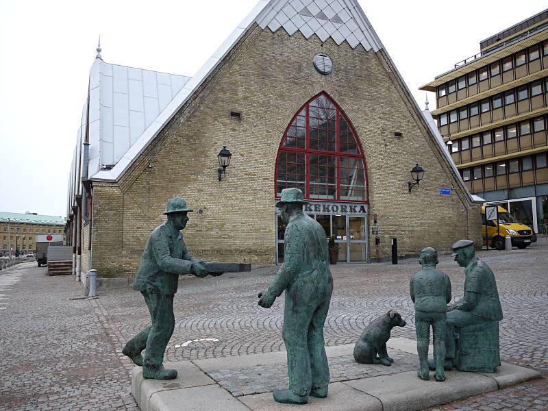 In Göteborg