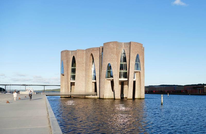 Das Fjordenhus in Vejle – eine Architektur von Ólafur Elíasson | Dänemark