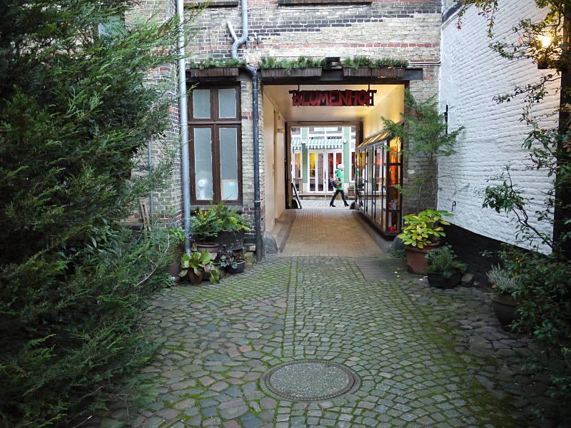 Innenhof Flensburg