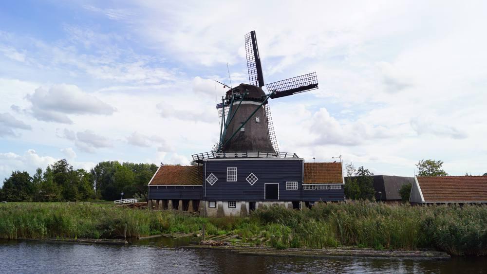 Immer ein beliebtes Thema: Windmühlen