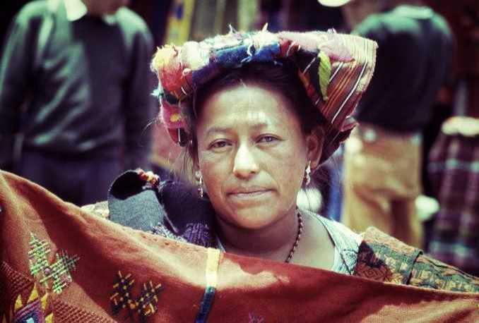 Tomasa aus Chichicastenango