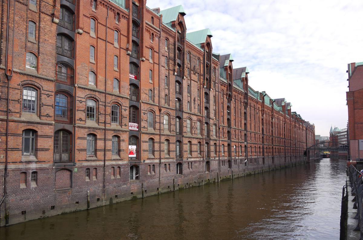 Speicherhäuser Hamburg