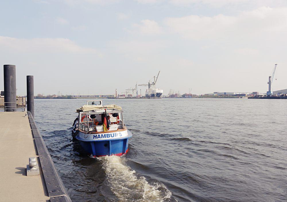 Hamburg Hafenfahrt