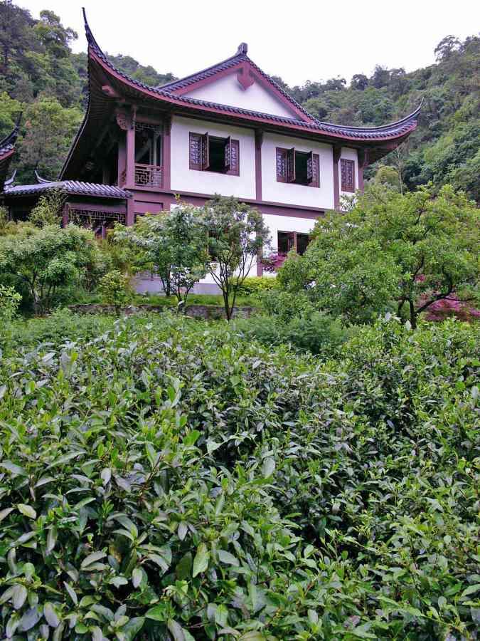Tempel in Longjingcun