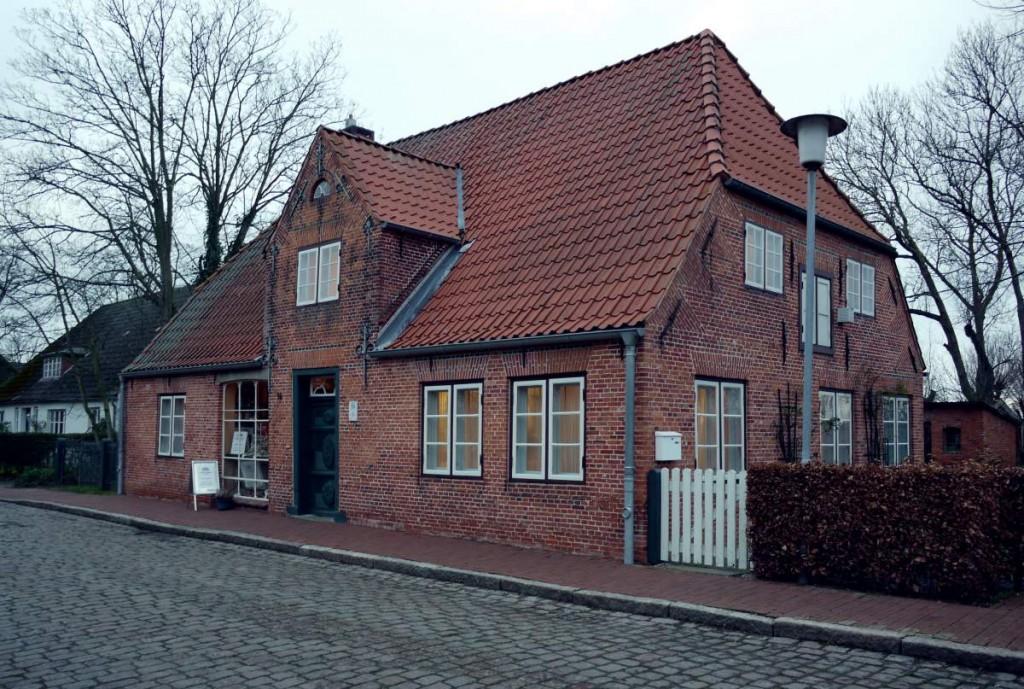 Haus Peters in Tetenbüll