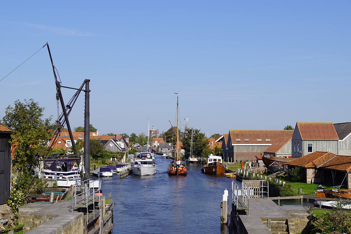 Hausboot Friesland