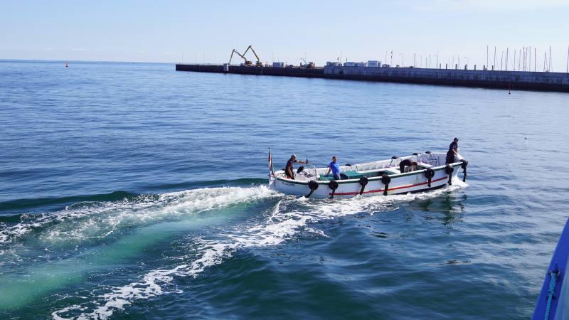 Typisches Börteboot
