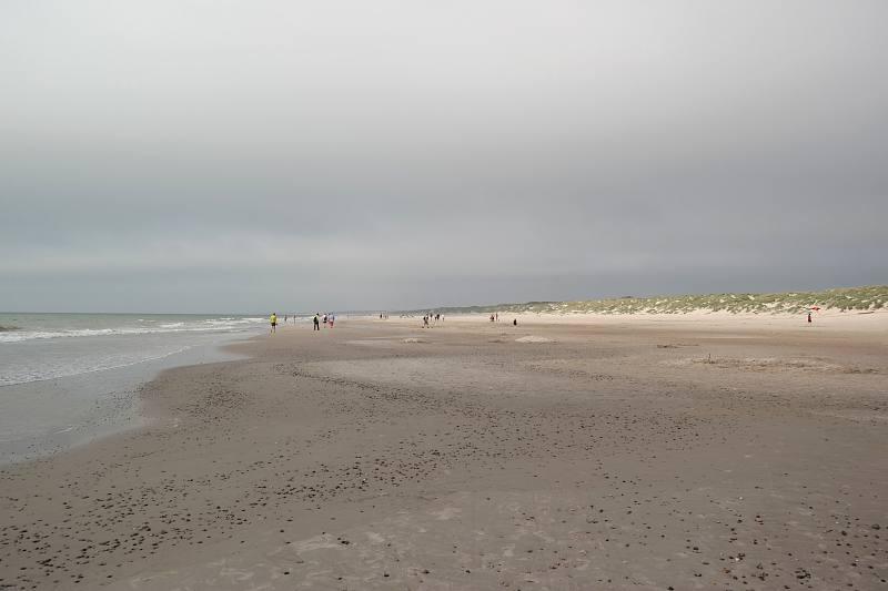 Strandleben Dänemark