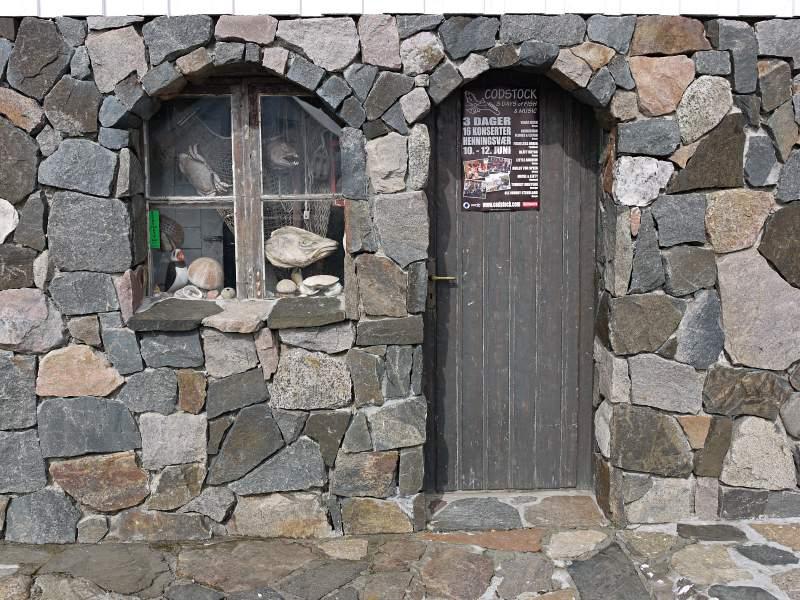 Henningsværer Architektur
