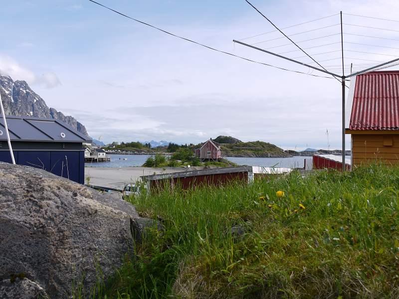Bye bye, Henningsvær!
