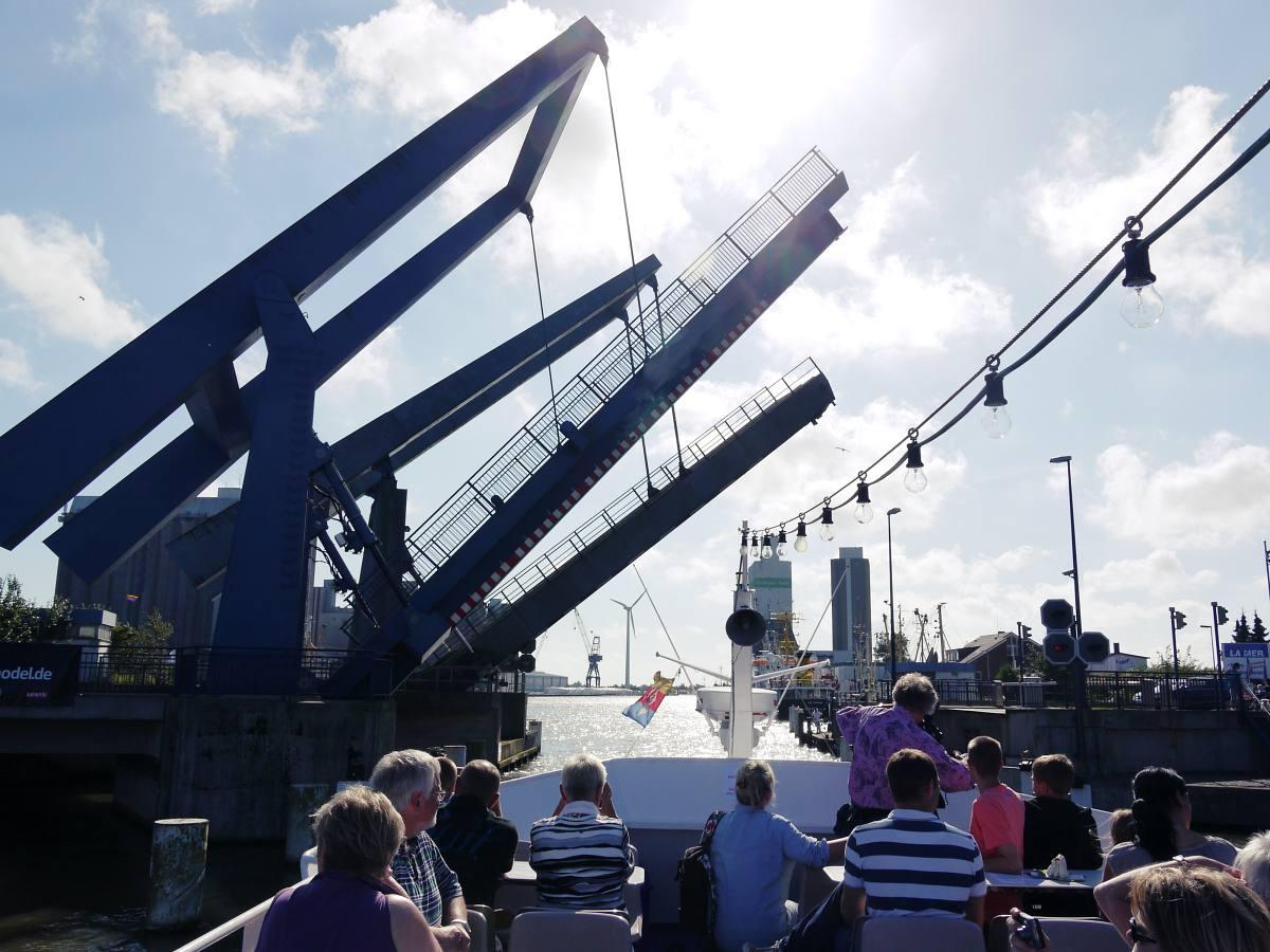 Hafenbrücke Husum