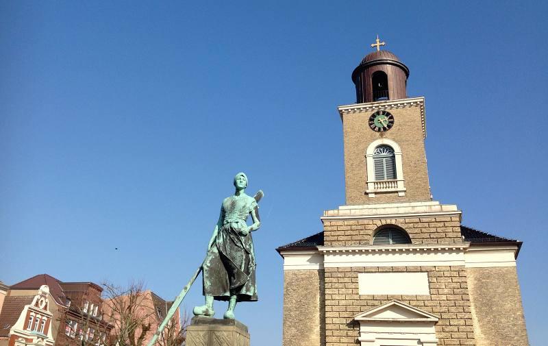 Husum, Marienkirche