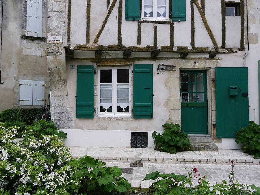 Ile de Ré, Poitou-Charentes