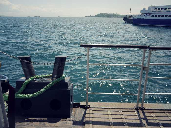 Hallo Bosporus!