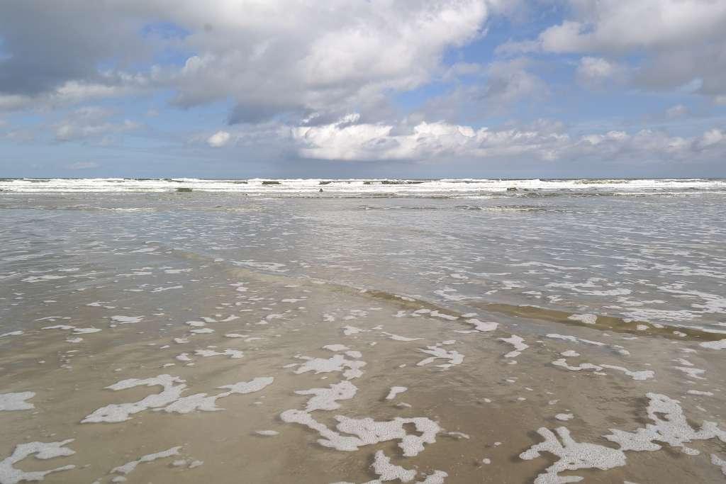 Das Meer vor Juist