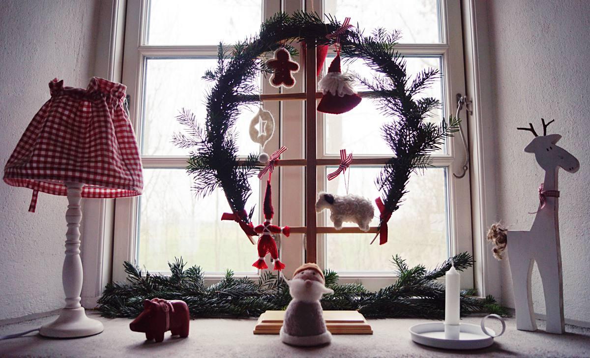 Tannenbaum Gedrechselt.Von Der Rückkehr Des Friesenbaums Weihnachtstraditionen