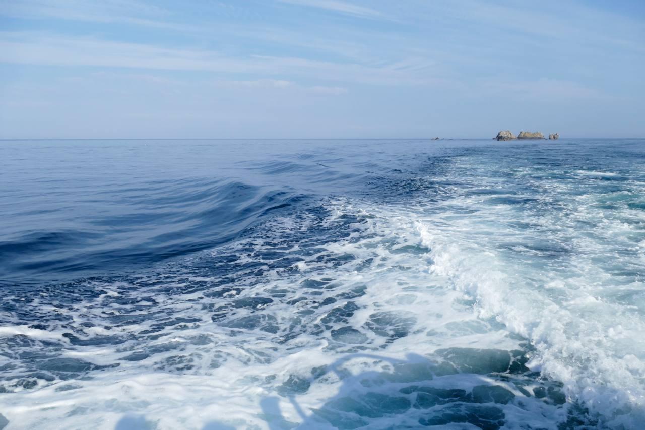 Zwischen Sark und Guernsey