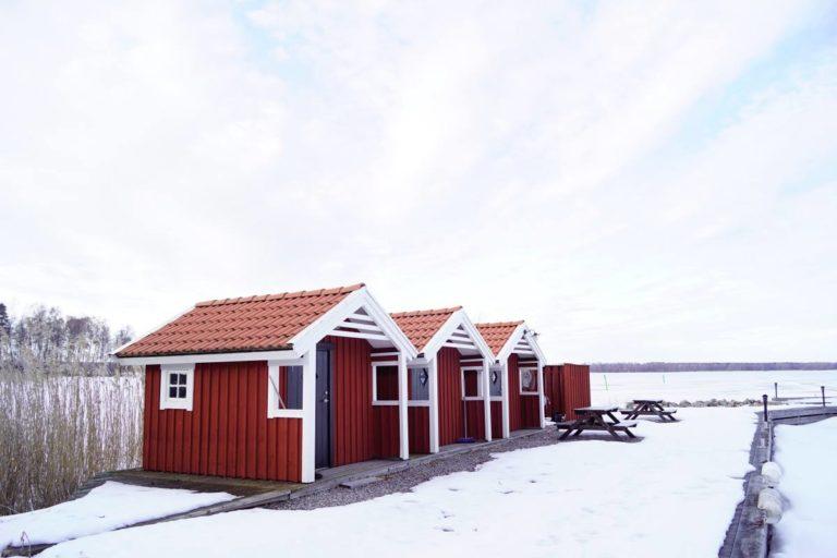 Schwedenhäuschen, Katrinelund