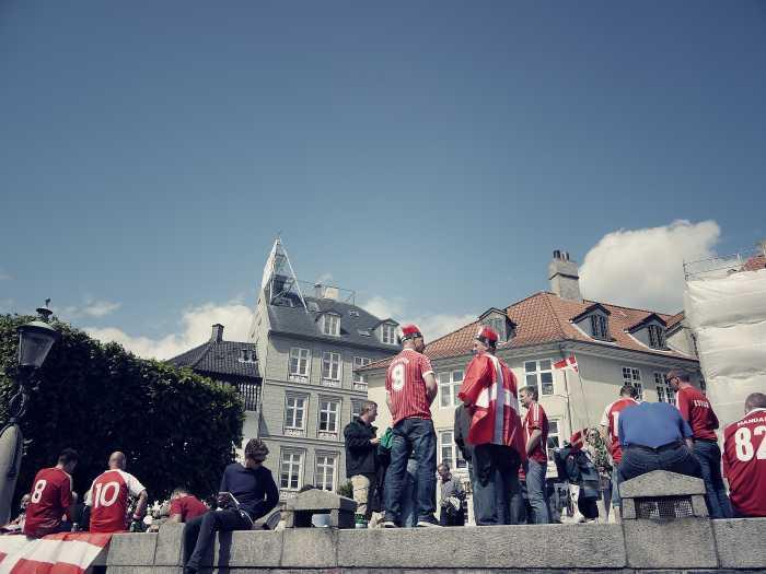 Stimmung in Nyhavn