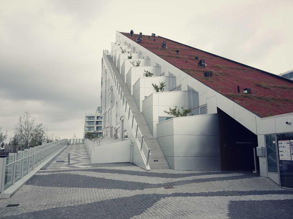 haus 8 moderne architektur in kopenhagen. Black Bedroom Furniture Sets. Home Design Ideas