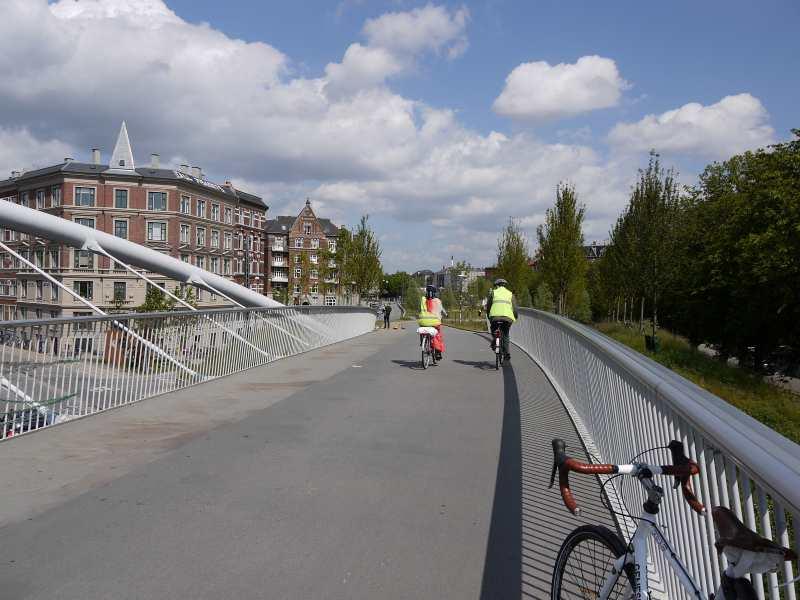 Super-Fahrradweg, Kopenhagen