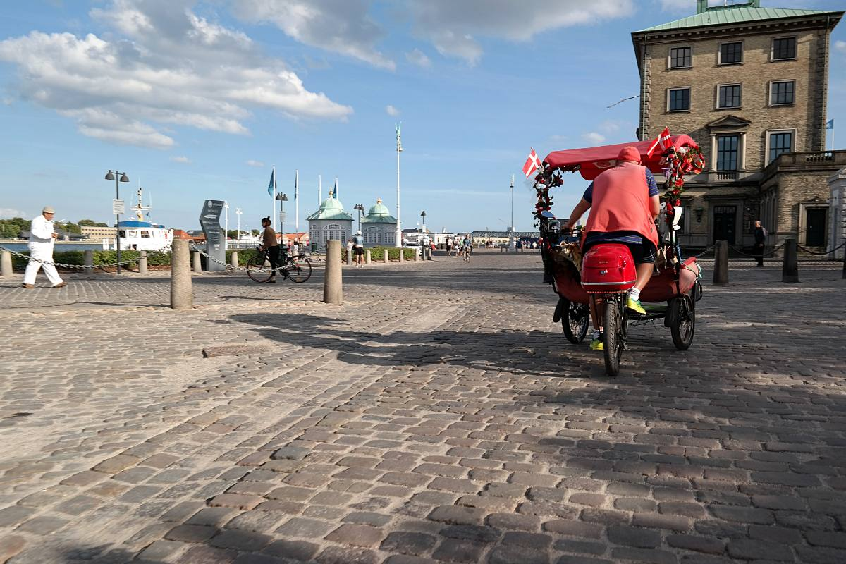 Wochenende Kopenhagen