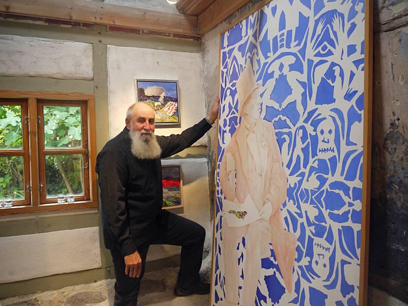 Alfio Bonanno, die Kunst udn die Naturkunst