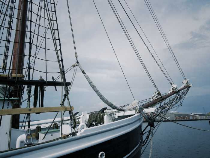 Limfjord gibt sich maritim.